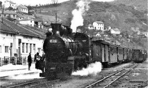 Ćira na staroj železničkoj stanici, kako ga je zapamtila većina Užičana
