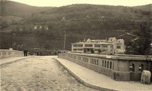 Sokolana 1942, Aleksandrov most i Zabučje