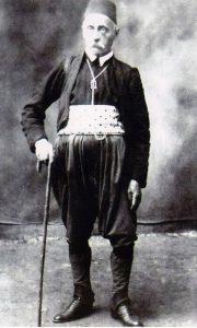 Sreten Petrović, prvi užički kujunđija