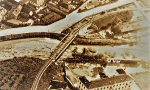 """. Deo Đetinje na kome se nalazi """"Biser voda"""", snimljen 1936. godine"""