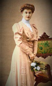 Mlada dama iz užičke porodice Anđušić