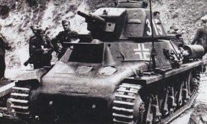 Hočkis u nemačkim oklopnim jedinicama