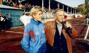 Dečija olimpijada na stadionu, 20. oktobar 2000.