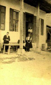 Dedova kafana u Turici pre rata
