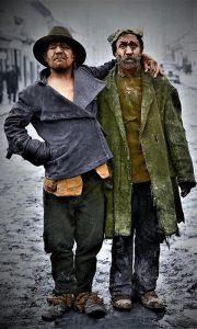 Ruski klošari, od Užičana prozvani Pat i Patašon
