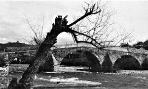 Đulajića ćuprija 1932 (fotografija Ilije Lazića)