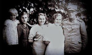 Porodica Fikara (fotografiju podelila Anđelija Marinković)