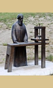 Spomenik monahu Teodosiju