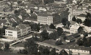 Završena nova osnovna škola u koja je ubrzo školske 1926/27. useljena Učiteljska škola