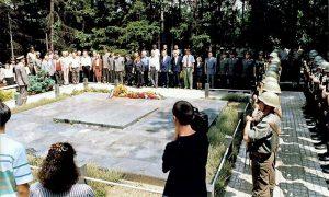 Obeležavanje Dana borca 1996.