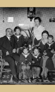Porodica Andrije Mirkovića