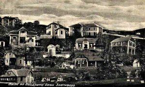 Prve vile na Zlatiboru