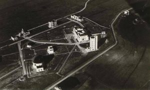 Na Zvezdari prvi hangar za jedrilice i klizače