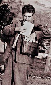 Mladi Ljubiša Đenić (foto Politikin zabavnik)