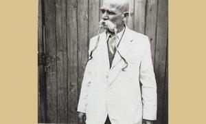 Mihailo Stankijević, fotografije sačuvane u albumu Prohorova