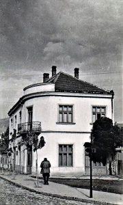 Jedna od Radovih kuća u kojoj je bila biblioteka, kasnije autobuska stanica