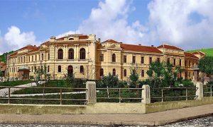 Zgrada Opštine između dva svetska rata (obojio Zoran Domanović)