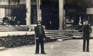 Sa Zvonkom Valavecom nekoliko godina kasnije na Trgu