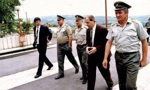 SPS dvojac sa oficirima devedesetih na Kadinjači