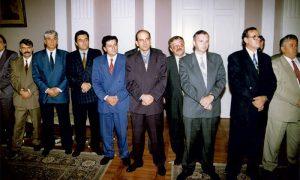 Potpisivanje Povelje o bratimljenju, septembar 1996.