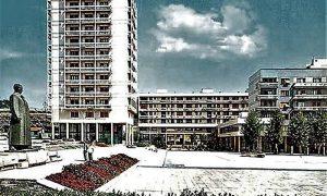 Trg Partizana 1963.