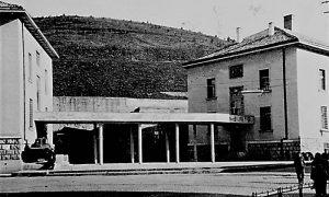 Zgrade banke Kraljevine Jugoslavije, posle rata namenjena za muzej