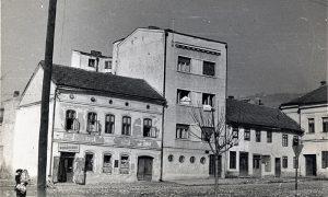 Кућа архитекте Прљвића., први ужички солитер