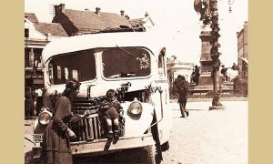 Autobus, nekada u Kruševcu