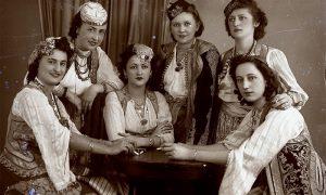 Članice Kola srpskih sestra 1938. godine (foto Ilija Lazić)