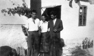 Sreten, Pinja i Krcun