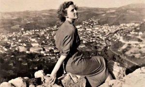 Ljuba Đedović na Starom Gradu
