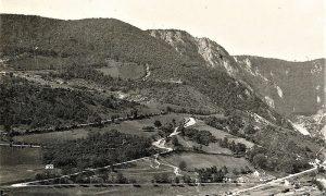 Zabučje sa vrhom Bioktošom u vreme Kraljevine Jugoslavije