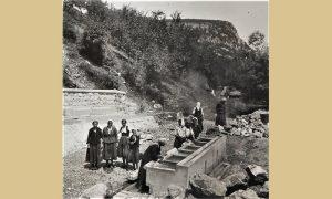 Ispod Orlovca vodovod i uređeno mesto za pranje veša