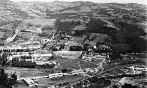 Industruska zona u Krčagovu Titovog Užica