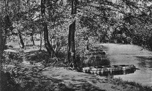 Jezerce i čamci u Ristino vreme