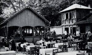 """""""Restoracija"""" parka i centralna staza, koja je vodila u nju i tu se završavala kod istočnika"""