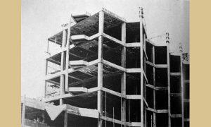 """Gradnja bloka """"Zlatibor"""" 1969. godine"""