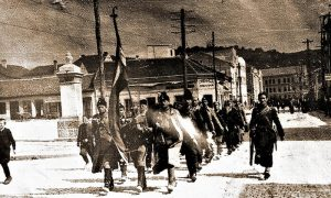 Četničke jedinice JVuO tokom saradnje Tita i Draže u Užičkoj republici
