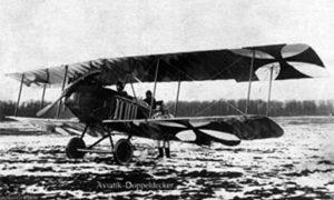 Austrougarski izviđački avion Aviatik B. I.