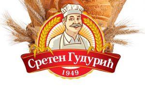 "Logo pekarskog preduzeća ""Sreten Gudurić"""