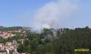 Požar na Marinom Bregu