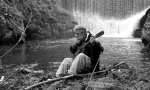 Kad ne znaš gde je Milija Mitrović - Mićo Kauboj, prošetaš do Velike brane