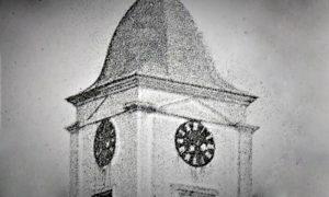 Sat na crkvi u 19. veku
