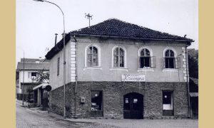 Kuća u kojoj je odrasla operska diva (foto Brane Vesnić)