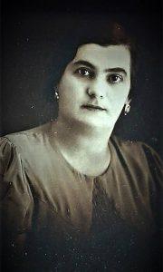 Sofija Sojka Radulović (1901-1974), po kojoj su stari Užičani kuću nazivali njenim imenom