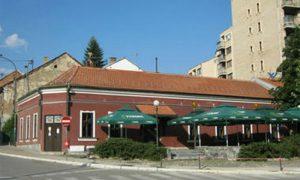 """Kafe bar i restoran """"Kongo"""" danas sa baštom"""
