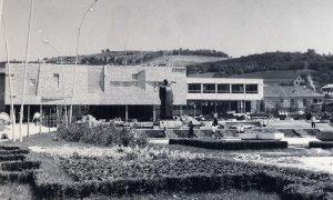 Po projektu Trga, kompleks zgrada predviđen kao Dom kulture