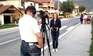 Novinarka Jelena Božović