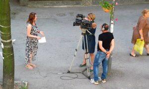 Novinarka Slavica Jovanović