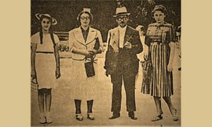 Porodica Gutman 1939. godine